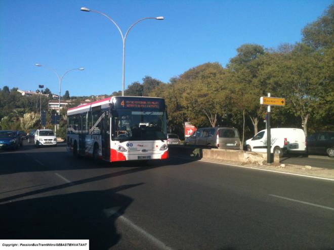 Heuliez gx127 - Bus salon de provence aix en provence ...
