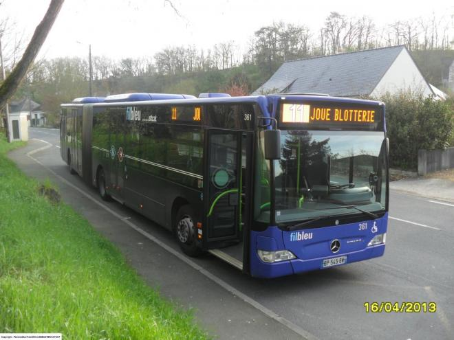 Mercedes Citaro Facelift