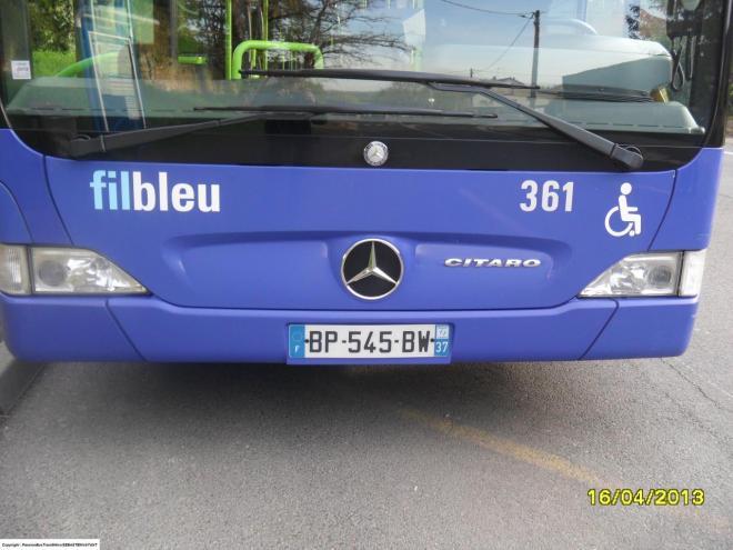 Mercedes Citaro Facelift