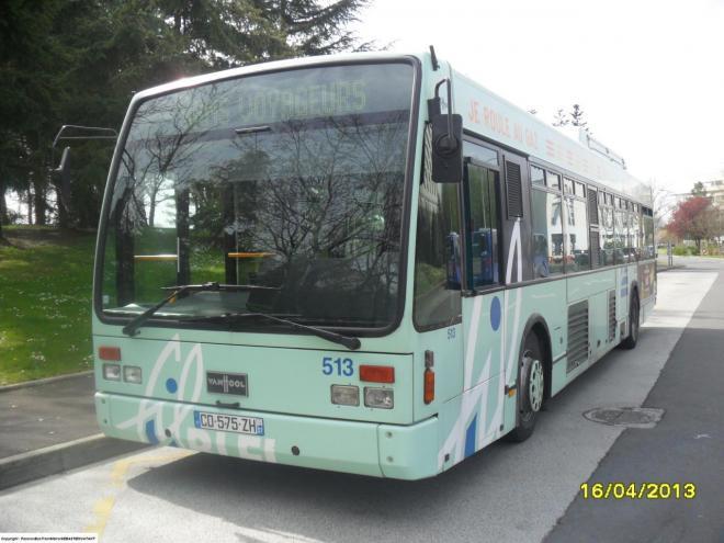 VanHool A300